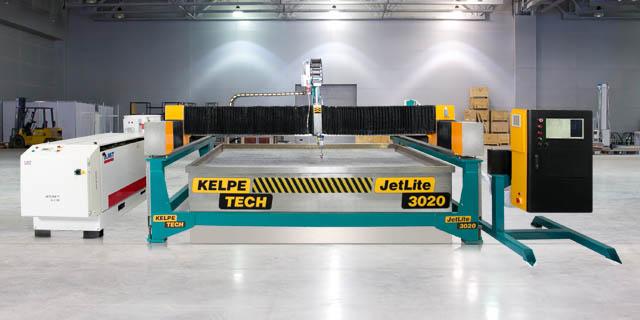 CNC Waterjet Cutting Machines - Jetlite 3020